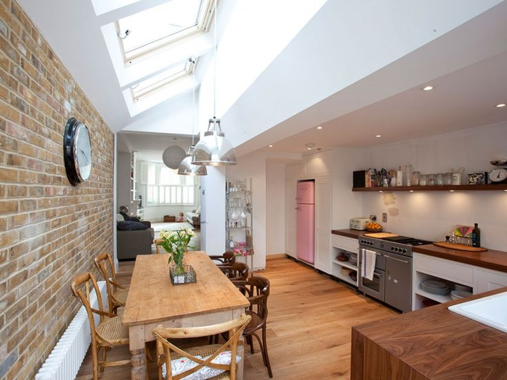 1703 best the snug little house images on pinterest for Terrace kitchen diner