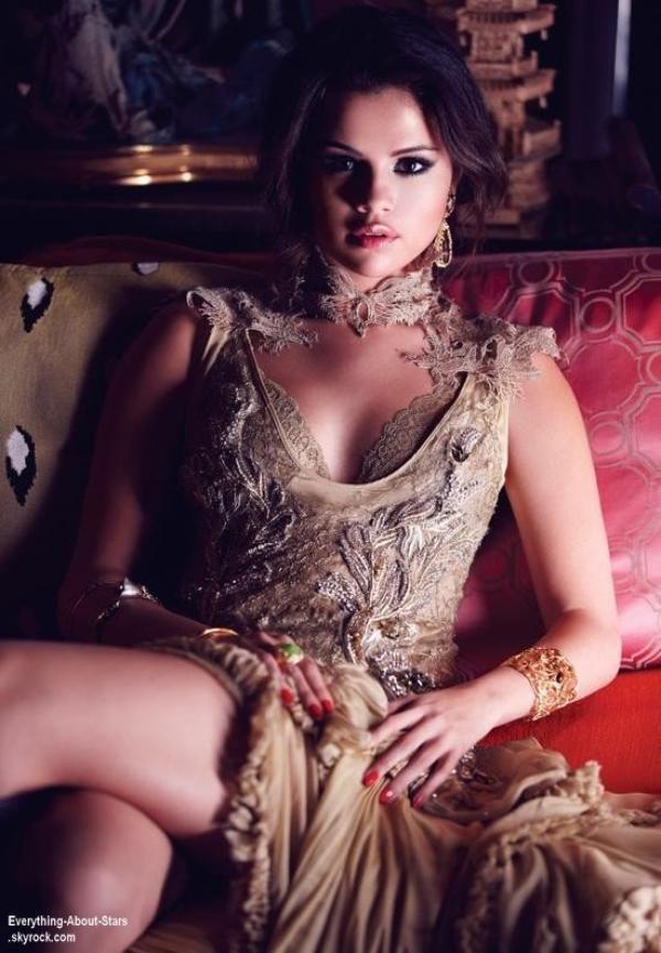 """Selena Gomez: Photoshoot pour son clip """"Come & Get It"""":"""