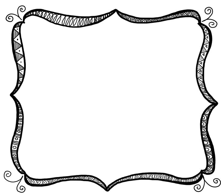 FREE Frames! ~Teacher's Clipart