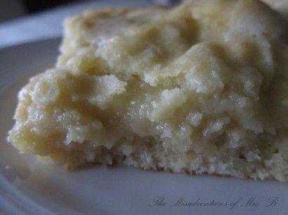 Philadelphia-Style Butter Cake | Recipe | Butter, German ...