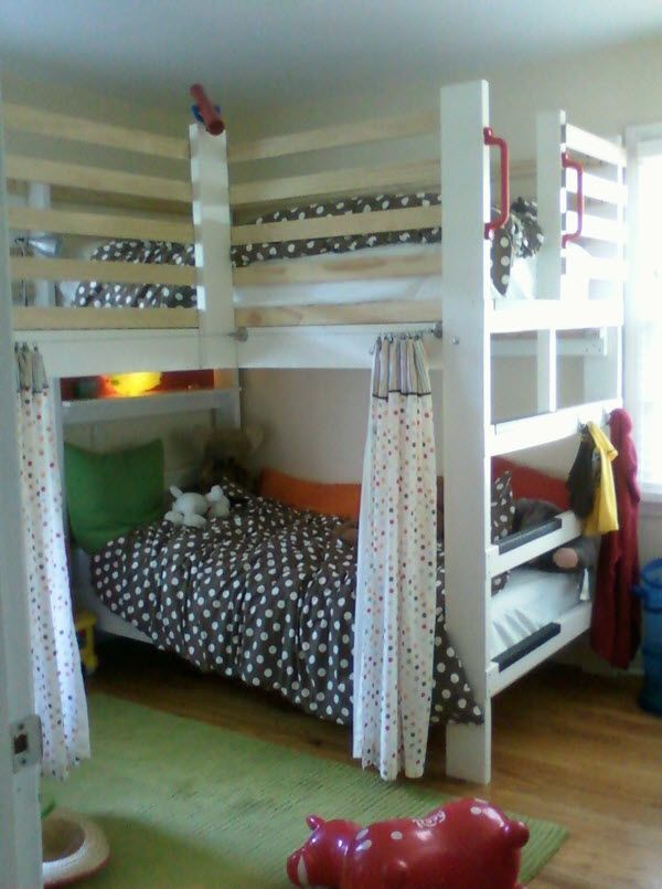 10 Best Ideas About L Shaped Beds On Pinterest Baby Boy