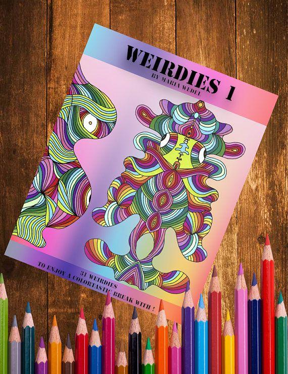 Weirdies 1