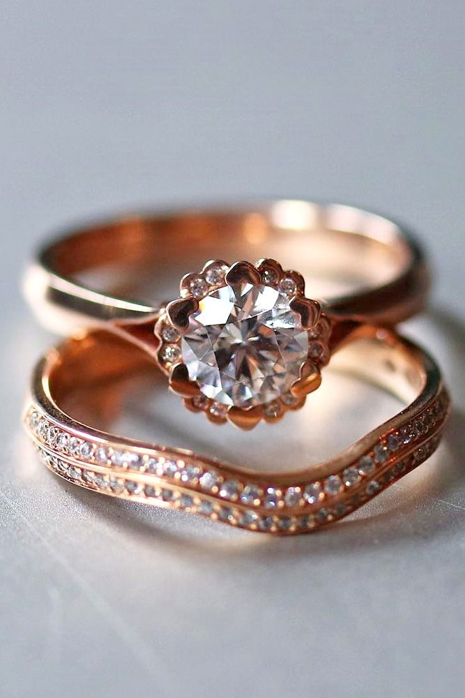 Popular  Vintage Engagement Rings With Stunning Details