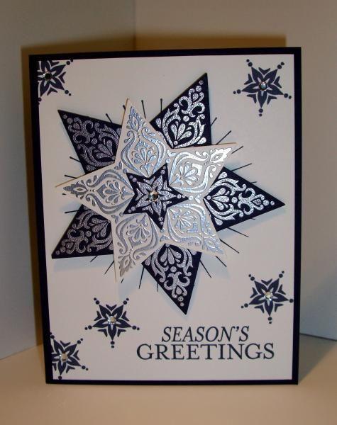 Bright and Beautiful Holiday Card