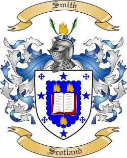 smith family crest scotland - Google Search