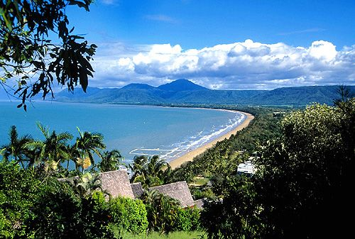 Port Douglas is a coastal resort town approximately 60km drive north of Cairns, Queensland. The town is a popular holiday destination due to its location to two World Heritage sites, the Great Barrier Reef and Daintree Rainforest.