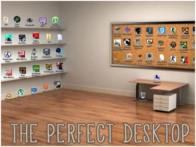 The Perfect Desktop Wallpaper How To Organize Your