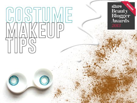 Costume Your Face for Halloween With These Makeup Tips!: Daily Beauty Reporter :  Cara Brook of Maskcara was the winner of the 2013 Allure Beauty Blogger Awards and is now contributing to the Daily Beauty Reporter. Masks are for amateurs. To me, nothing is more fun on Halloween than actually transforming your...