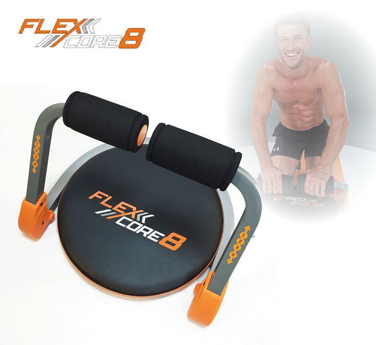 Maak nu kennis met de Flex Core 8, deze kan u helpen het strakke lichaam te creëren waar u al jaren naar verlangt!  Dit trainigssysteem combineert lichaam verstevigende oefeningen met core toning oefeningen. Dit zijn de juiste trainingen voor verlies van centimeters en gewicht  Flexcore 8 is een snelle, leuke en makkelijke training om uw buik en taille strak te krijgen, zij buikspieren te creëren en vetrollen weg te trainen. Daarnaast geeft Flex Core vorm aan uw totale boven- en…
