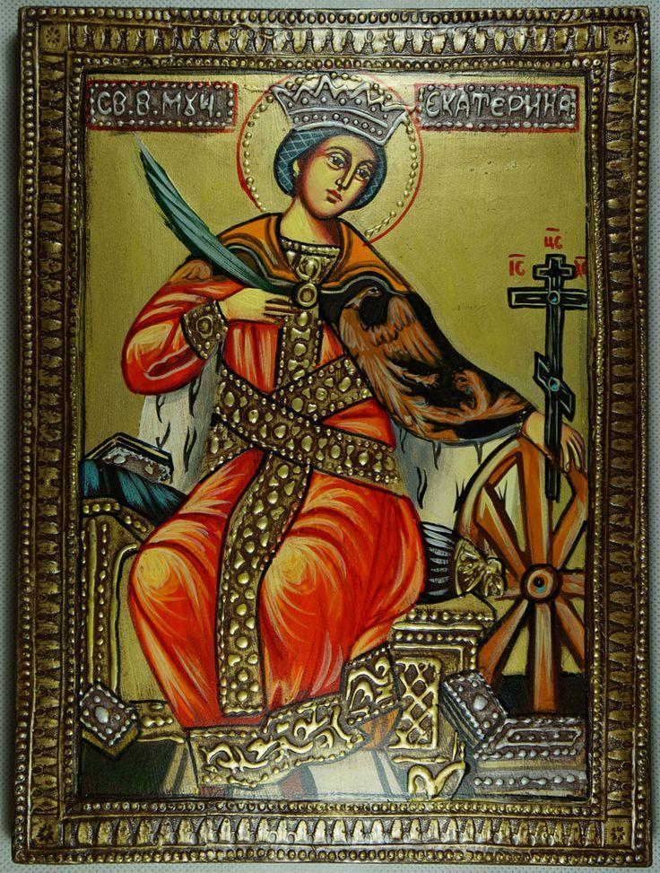 Saint Catherine of the Wheel