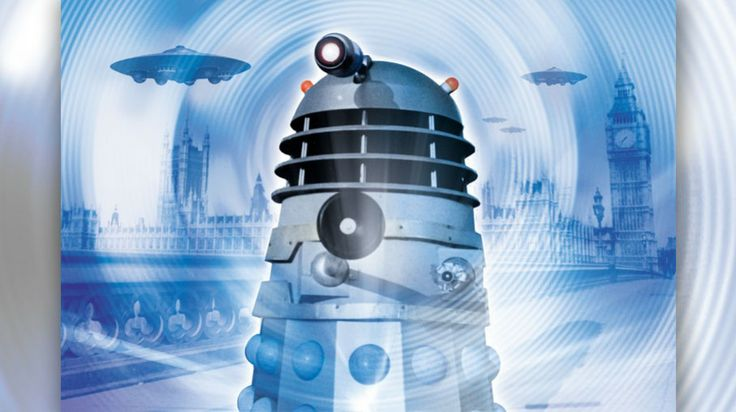 First Doctor DVD Covers | Gallery | Doctor Who The Dalek Invasion of Earth