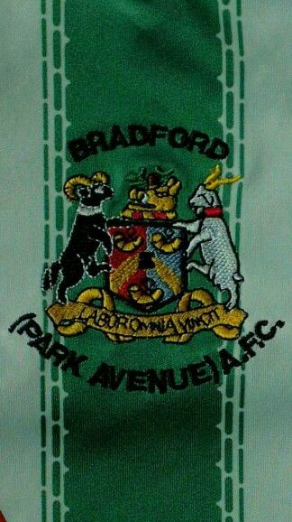 Badge On Last Seasons Away Shirt