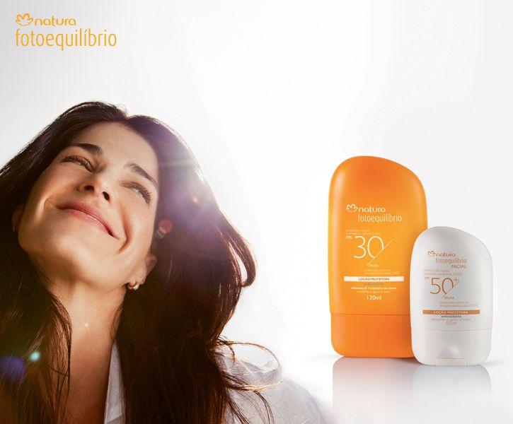 Blog Natura México » Este verano, protege tu piel con Natura Fotoequilibrio