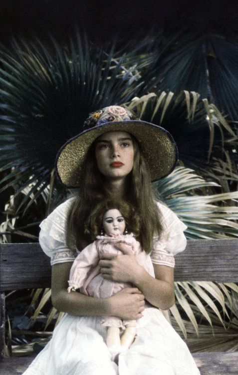 Super Seventies - Brooke Shields in 'Pretty Baby', 1978