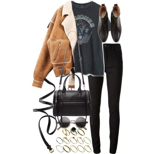 Untitled #9761 by nikka-phillips on Polyvore featuring mode, Brandy Melville, Acne Studios, Forever 21, ASOS and H&M