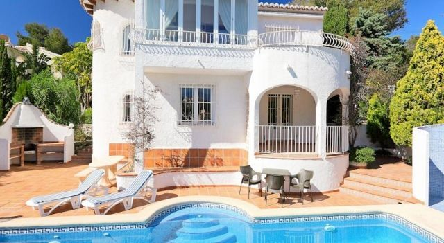 Holiday home Canellat Jávea - #VacationHomes - $111 - #Hotels #Spain #BalcondelMar http://www.justigo.eu/hotels/spain/balcon-del-mar/holiday-home-canellat-javea_23234.html