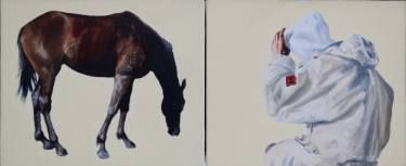 "Saatchi Art Artist Chris Stevens; Painting, ""Arsenale revisited"" #art"