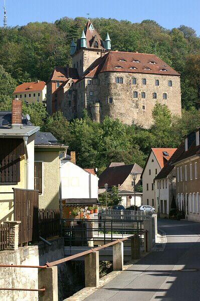 Schloss Kuckuckstein - Osterzgebirge