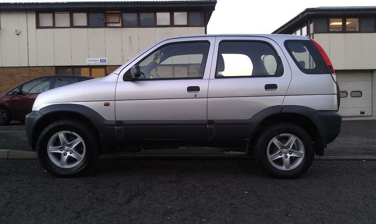 #cars #carsforsale #auto #usedcars #newcars Daihatsu Terios 1.3 EL 5dr - http://carsforsalecar.com/daihatsu-terios-1-3-el-5dr/