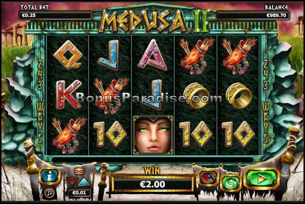 Medusa II - Online Gokkast van NexGen Gaming