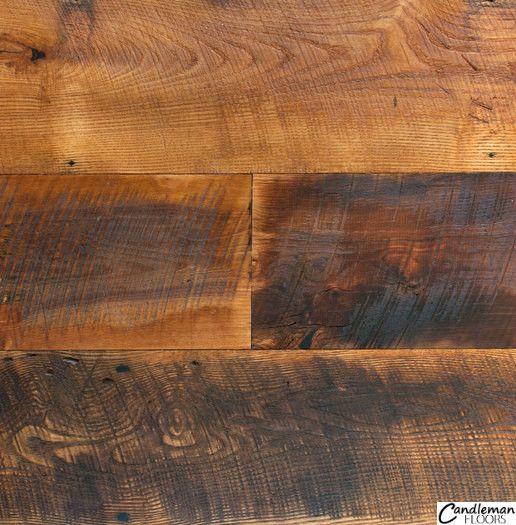 Historic Plank Mix Reclaimed Hardwood Flooring