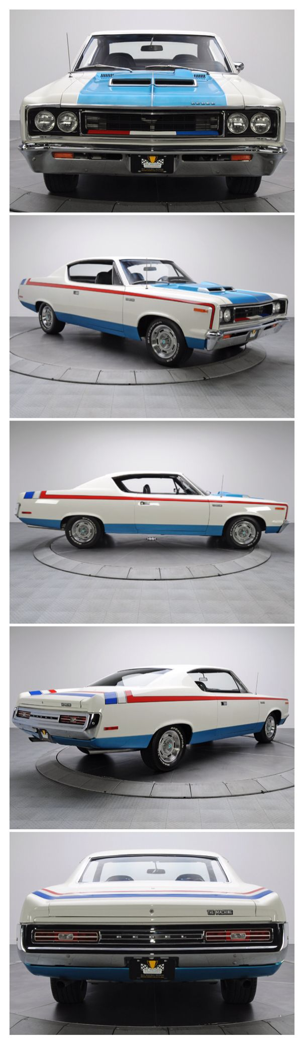 "1970 AMC Rebel……soon…mine will look and be the same….the only one in Switzerland!….watch out for the ""Rebel"""