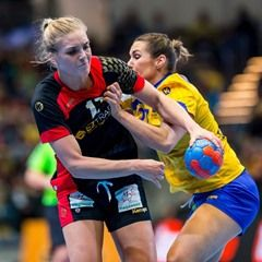 International Women's Handball - Sweden vs Germany