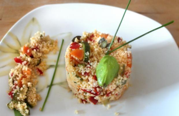 COUS COUS VEGAN - Cucina Mancina - Le ricette mancine