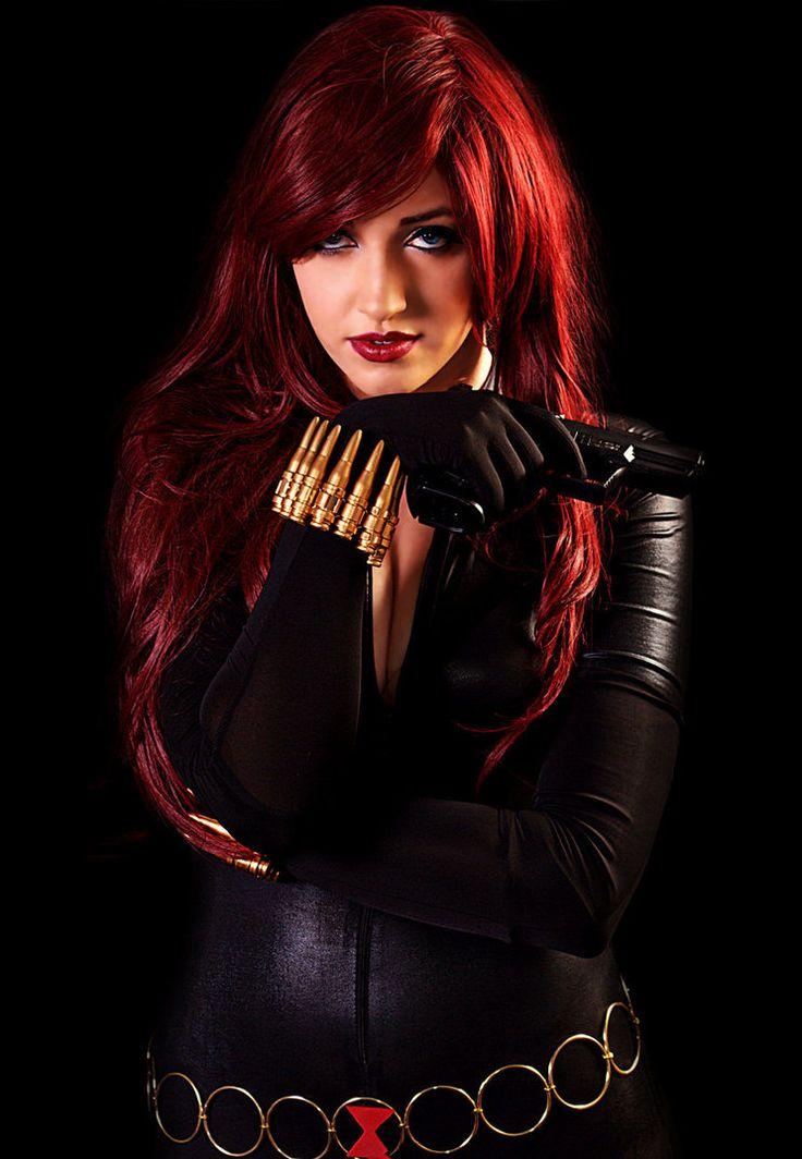 Character: Black Widow / From: MARVEL Comics 'Avengers ...