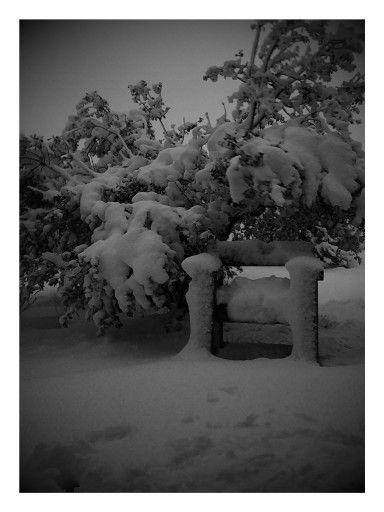 Nieve Bariloche