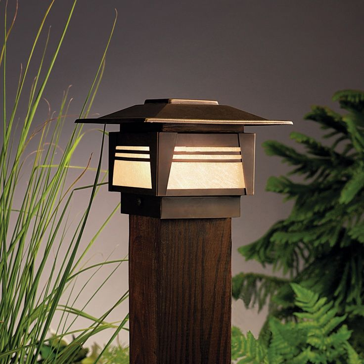 low voltage interior lighting kits%0A Fetching outdoor post lights fixture