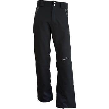 Pantalones de Hombre  SR-7044 Pantalón de hombre, confeccionado en tela softshell, con 8.000 de c.a. y 3.000 de respirabilidad. Con dos bolsillos en el frente, con cierres impermeables y forrados en velour para brindar calor en las manos. Posee ajuste en cintura con broche, velcro y elástico.