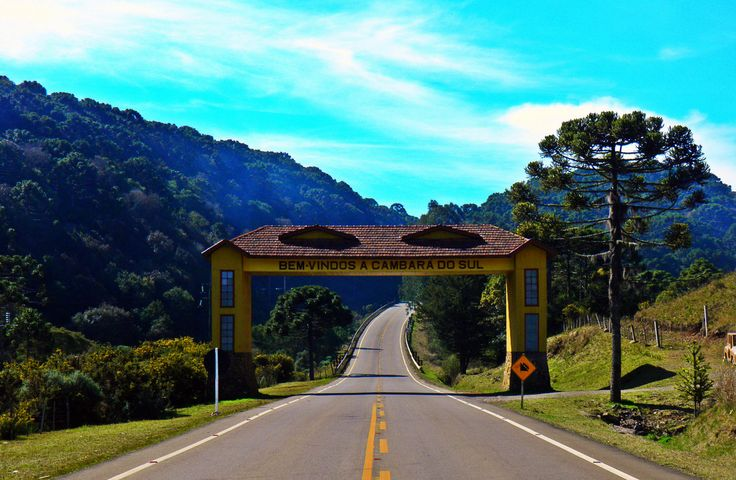 Pórtico de Cambará do Sul, Rio Grande do Sul