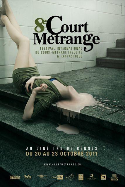 8e Festival du court-métrage insolite et fantastique, Rennes, 2011