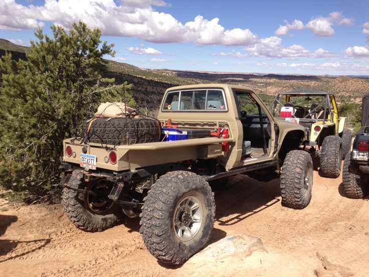 """dailyhilux: """"Toyota Pickup Flatbed """""""