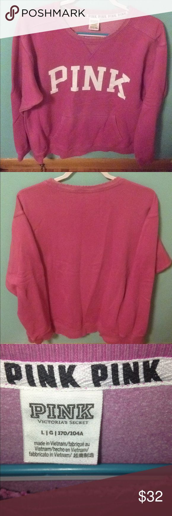Best 25  Pink vs sweater ideas on Pinterest | Pink clothing brand ...