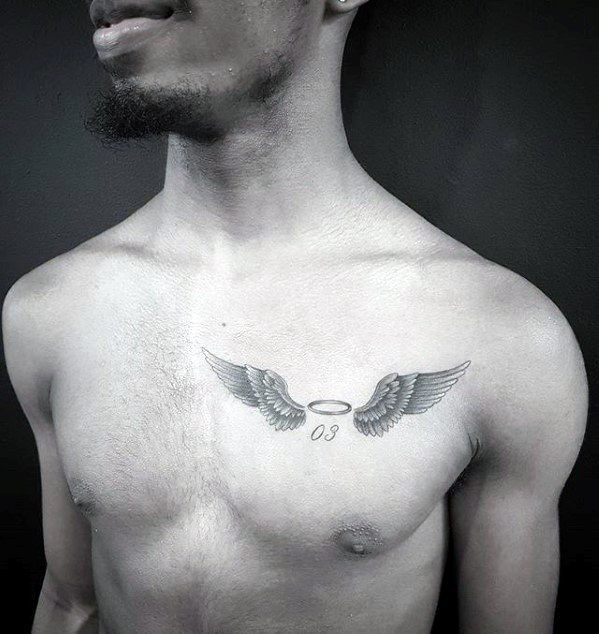 Want Small Chest Tattoo Ideas Here Are The Top 40 Designs
