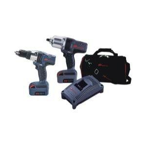 Ingersoll Rand IQV20-204 Impact Wrench Kit