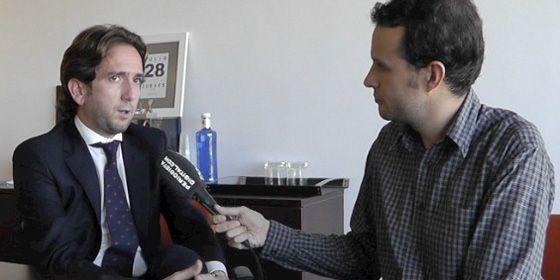 """Raúl Berdonés: """"La vuelta de la publicidad a TVE no es la solución. Tiene que ser servicio público, no la líder"""""""