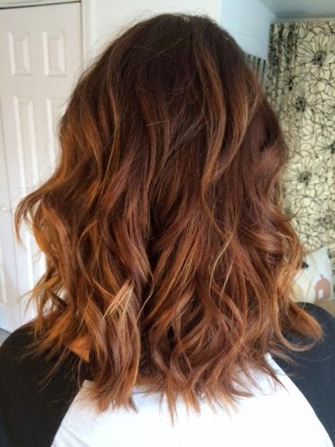 25 best ideas about copper balayage on pinterest. Black Bedroom Furniture Sets. Home Design Ideas