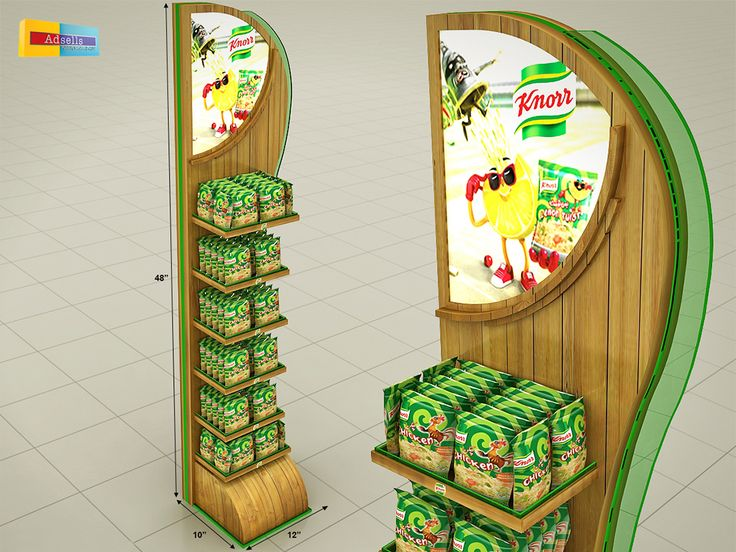Unilever Knorr FSU. on Behance