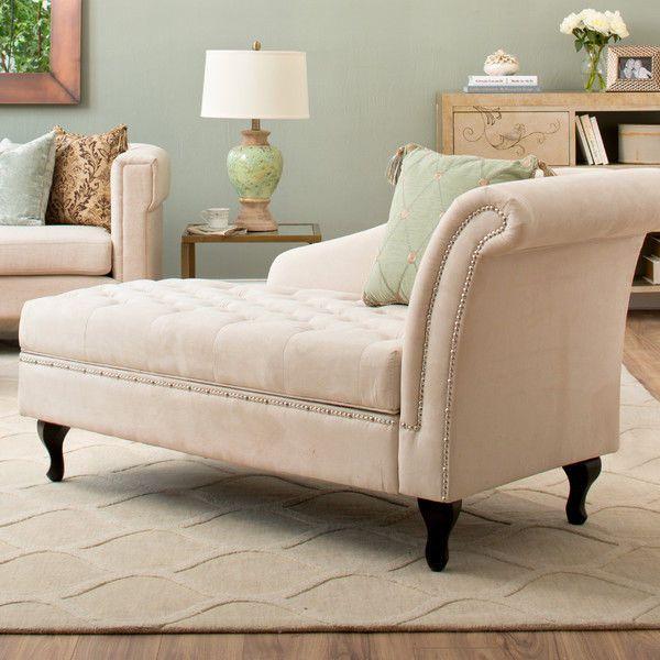 Chaise Lounge Indoor Chair Sofa Bedroom Living Room Storage Couch Settee  #LarkManor - 25+ Best Ideas About Chaise Lounge Indoor On Pinterest Lounge