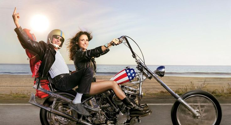 Larry David and Julia Louis-Dreyfus Are Furious
