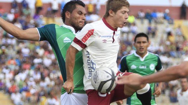 Los Caimanes derrotó 1-0 a Universitario por la Copa Inca (VIDEO) #Depor