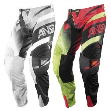 Answer Racing Mens Alpha Air Motocross Off Road Dirt Bike Pants