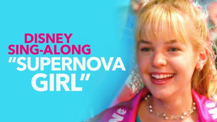 Supernova Girl LyricVid | Zenon: Girl of the 21st Century
