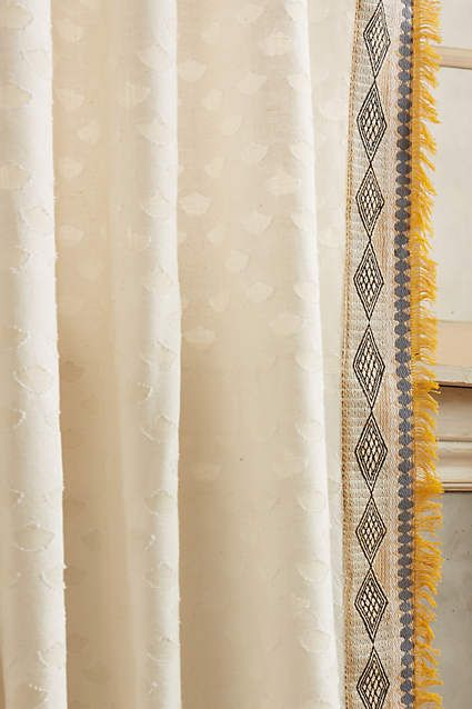 Thayer Curtain - anthropologie.com