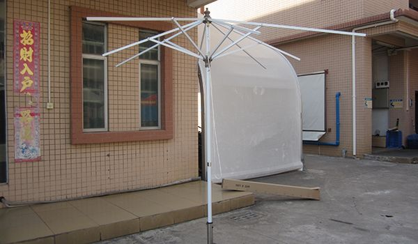 aluminum parasol without tilt3