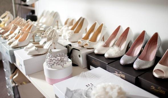 Shoes: Harriet Wilde, Freya Rose, Rachel Simpson, Rainbow Club & Benjamin Adams