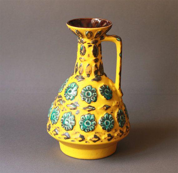 18 Best Images About Mid Century Ceramics Bay Keramik